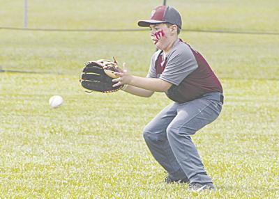 Crossett hosts pre-state baseball tournament