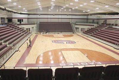 New school arena