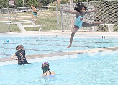 The water feels fine: Pool to open Thursday