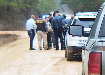 Homicide investigation on Ashley 16