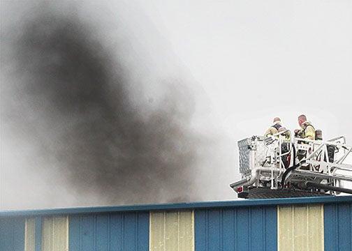 CFD responds to fire at Alvar Resins