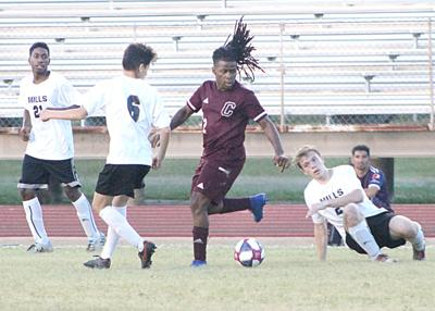 Two CHS soccer athletes named all-state