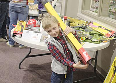NWTF banquet raises funds for conservation