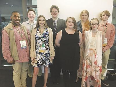 Crossett EAST attends conference in Hot Springs