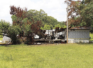 Fire claims young life in North Crossett