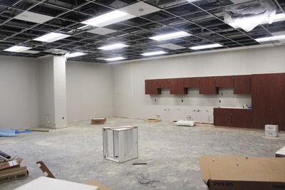 New school art room