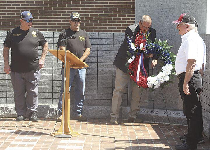 Ashley County salutes war fallen on Memorial Day