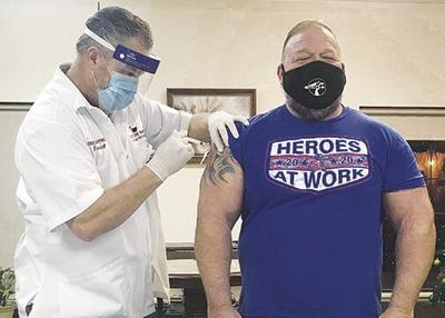 COVID vaccine arrives in Ashley County