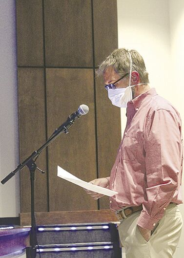 Physicians, parents speak on mask mandate