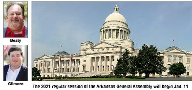 New area legislators to join General Assembly next week