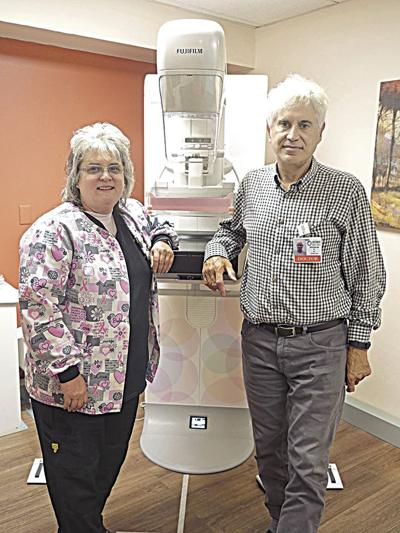 Ashley County Medical Center installs new 3D mammography equipment