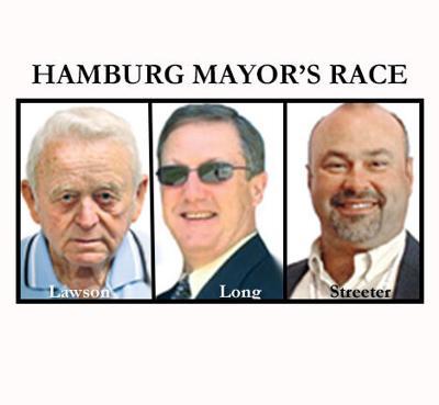 Hamburg mayoral candidates, 2021