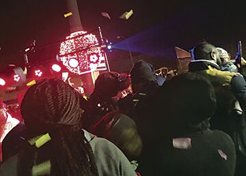 Crossett to ring in 2021 with ball drop