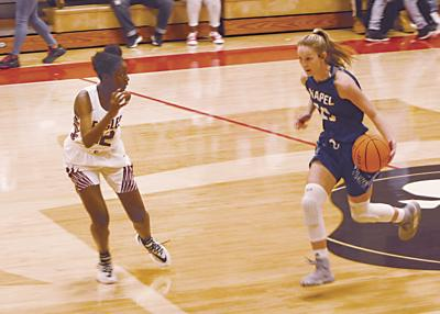 Lady Eagles close out holiday tournament in second place