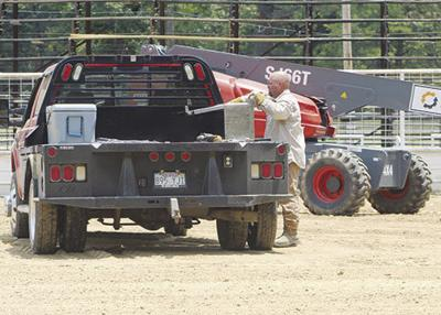 Crossett Rodeo to open with anticipated large competitor turnout