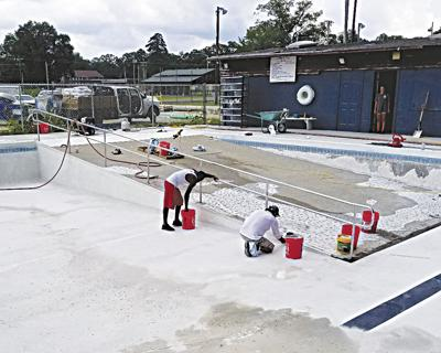 Pool will have free swim times when it opens