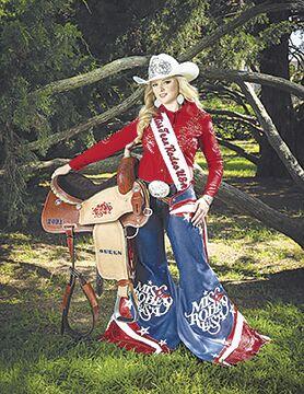 Carter wins national teen rodeo queen title