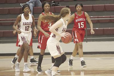 Lady Eagles fall to Magnolia, vow to 'shake this loss'
