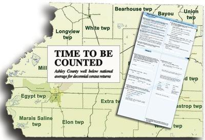 Ashley County below national average in rate of census response
