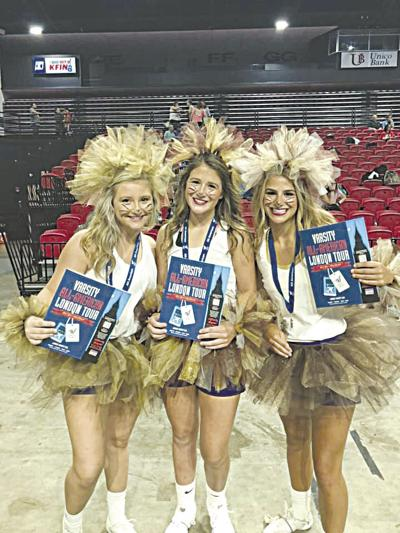 Ashley County cheerleaders named All-American