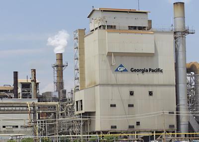 GP announces mill, woodyard closures