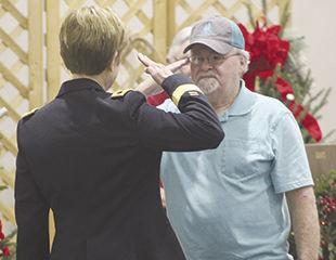 Vietnam veterans honored at banquet