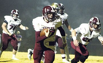 Crossett crushes Christian Central, heads to Round 3