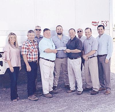 Crossett company named 'Carrier of the Year'