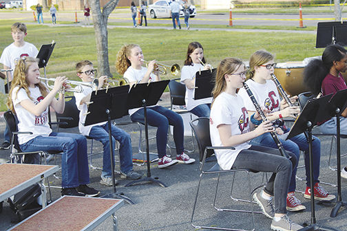 Picnic with the Arts — band