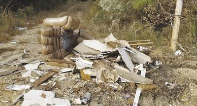 Illegal dumps a growing problem in Crossett area