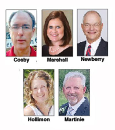 Five candidates qualify for Crossett mayoral race