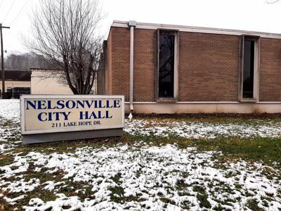 Nelsonville City Hall