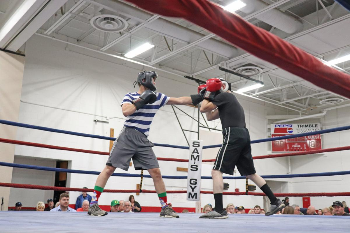 Boxing for Books