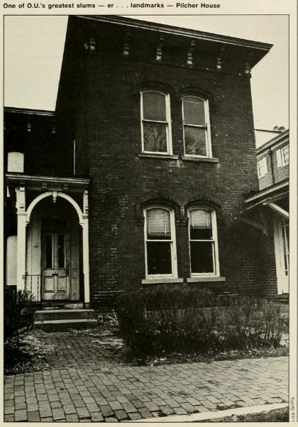 Spectrum Green — Pilcher House