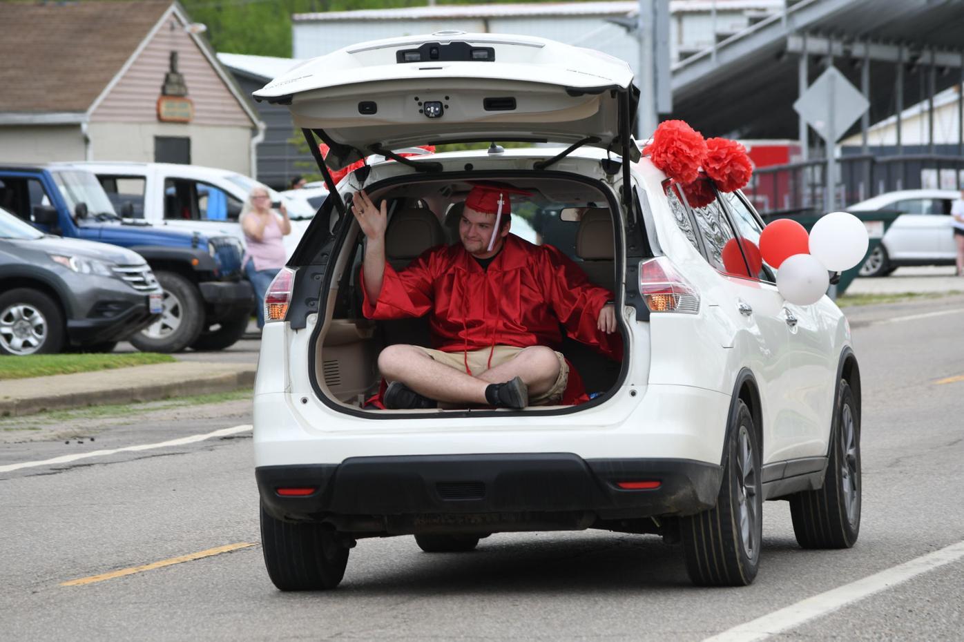 Trimble High School Graduation 2020