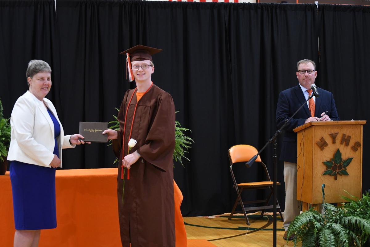 Nelsonville-York Graduation 2020 -2