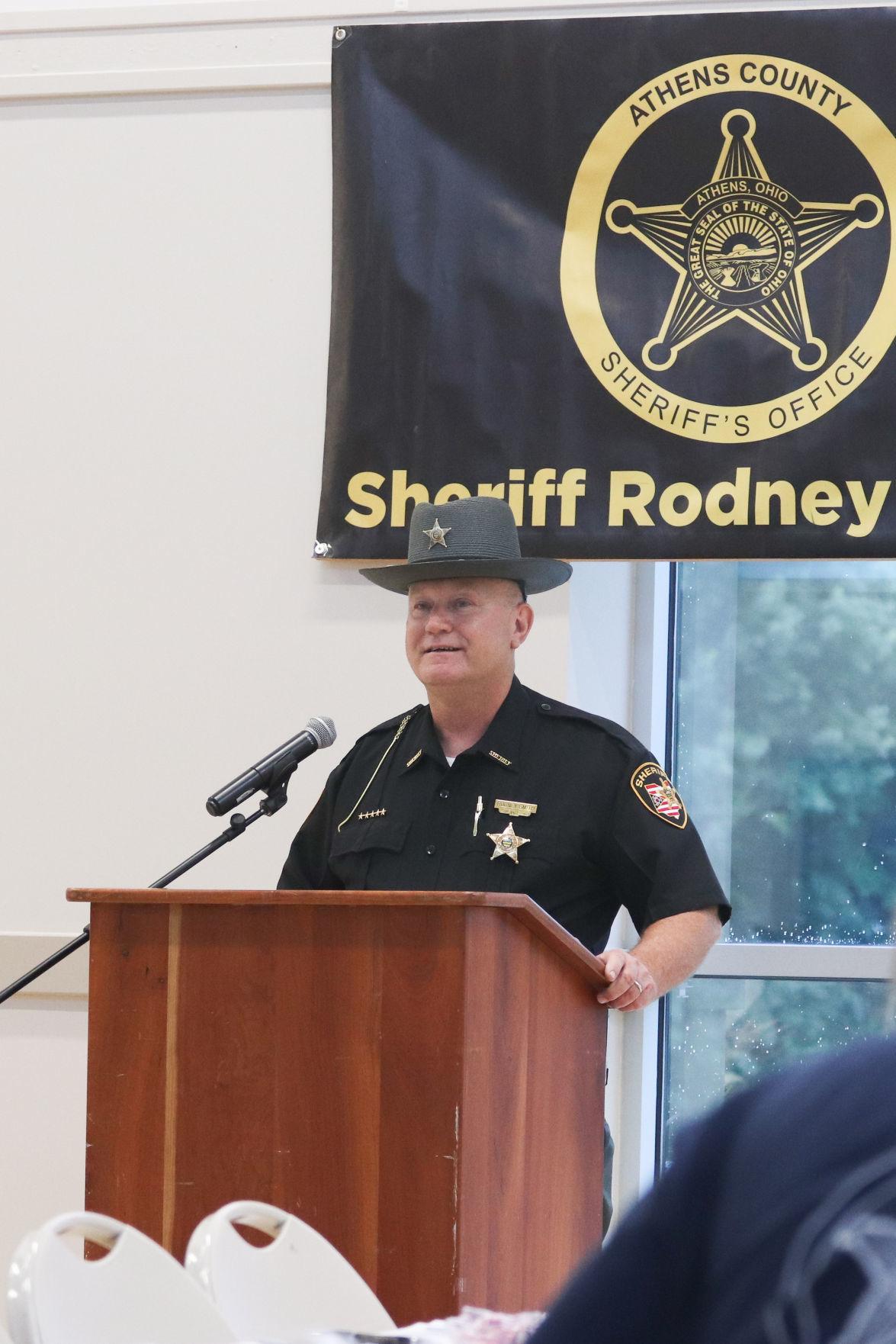 Sheriff Rodney Smith