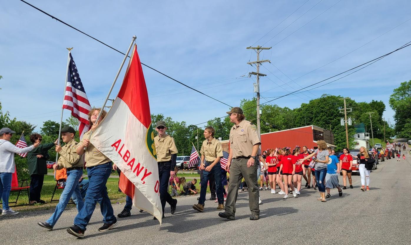 New Marshfield Parade