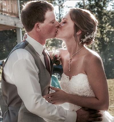 Vore-Coy wedding announcement