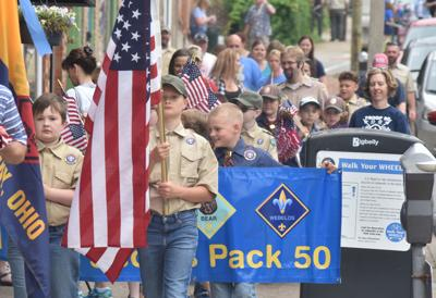 Memorial Day Parade File