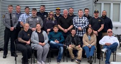 2019 Crisis Intervention Training graduates