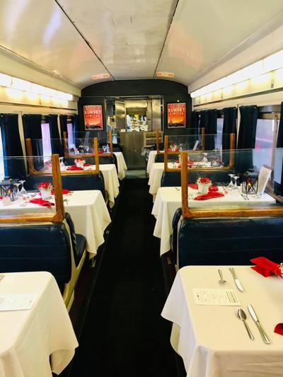 Hocking Valley Railway dinner car