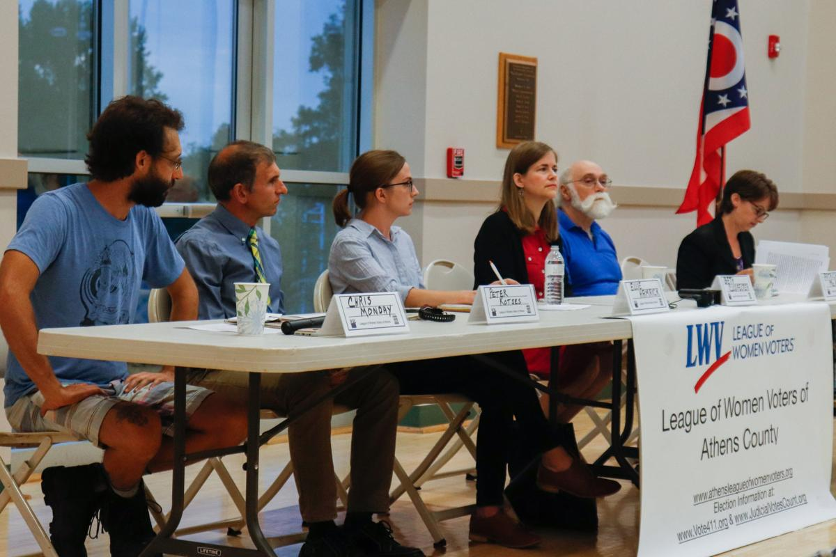 Athens City Council Candidates