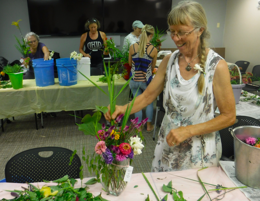 Flower Power Delights Hospice Home Health Clients News