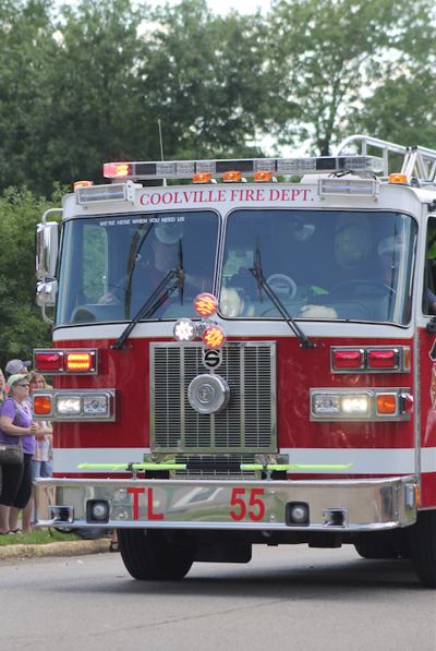 Coolville Fire Department