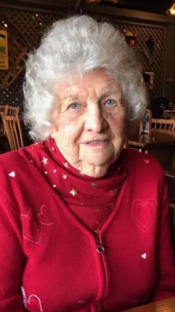 Betty Wakefield