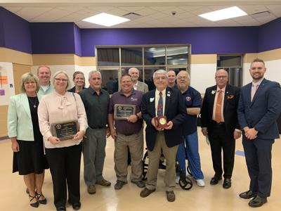 Tri-County Career Center honorees