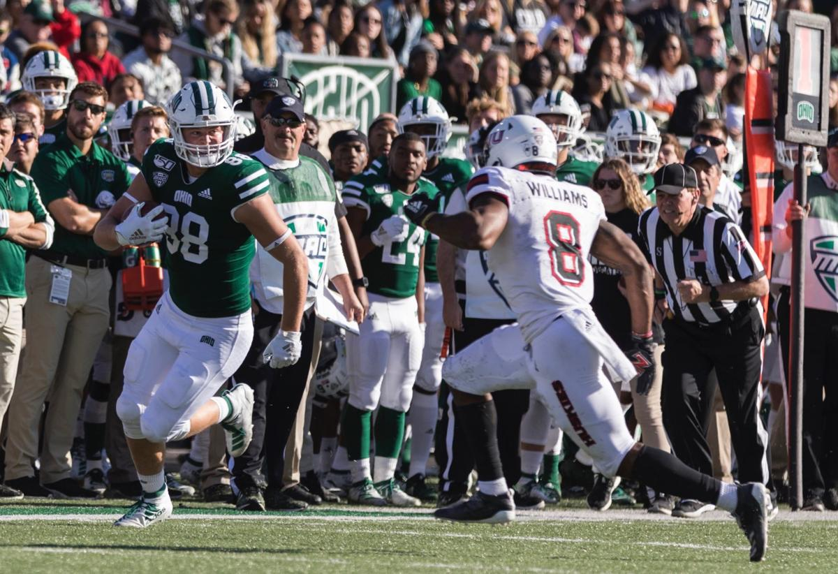Homecoming heartbreak for Bobcats in 39-36 loss