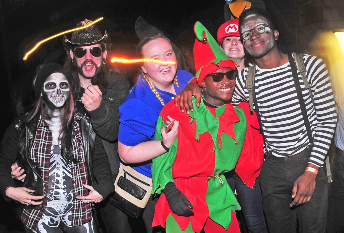 Arrests up slightly at 2015 Halloween Block Party | News ...