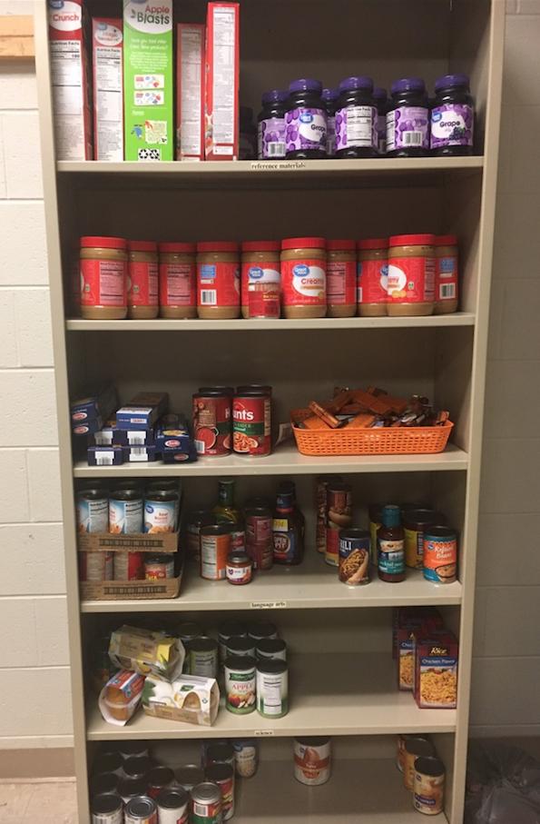 Food pantry 2